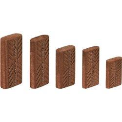 Tacos DOMINO de madera de sipo D 8x40/130 MAU FESTOOL Herramientas FESTOOL