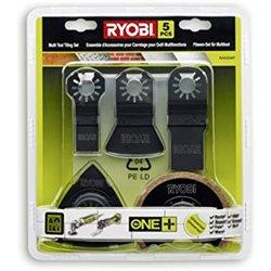 Kit especial cermica 5 piezas Multi- Herramienta (fijación universal sin herramienta) Herramientas RYOBI