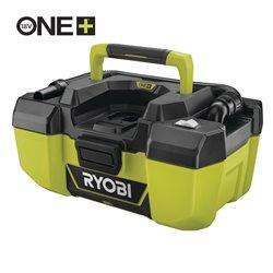 Aspirador en seco inalámbrico RYOBI ONE + de 18 V, potencia de succión 95 AW, sin batería Herramientas RYOBI