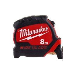 Flexómetro WIDE BLADE 8m x 33mm ( 6 Unidades ) MILWAUKEE Herramientas Milwaukee