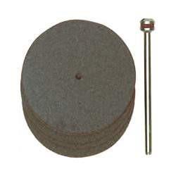 Discos de corte de corindón aglomerado 38 mm. Proxxon Herramientas PROXXON