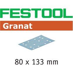 Festool Hoja de lijar STF 80x133 P180 GR/100 Herramientas FESTOOL