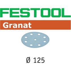 Festool Disco de lijar STF D125/8 P40 GR/10 Herramientas FESTOOL