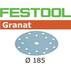 Festool Disco de lijar STF D185/16 P180 GR/100 Herramientas FESTOOL