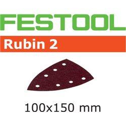 Festool Hojas de lijar STF DELTA/7 P220 RU2/50 Herramientas FESTOOL