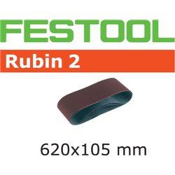 Festool Banda de lijar L620X105-P120 RU2/10 Herramientas FESTOOL