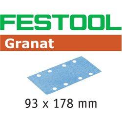 Festool Hoja de lijar STF 93X178 P100 GR/100 Herramientas FESTOOL