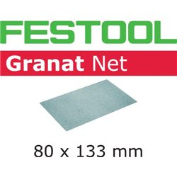 Festool Abrasivo de malla STF 80x133 P80 GR NET/50 Herramientas FESTOOL