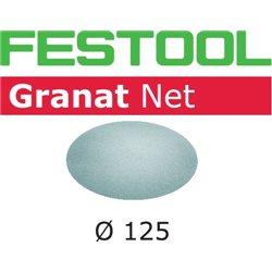 Festool Abrasivo de malla STF D125 P80 GR NET/50 Herramientas FESTOOL