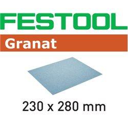 Festool Abrasivo 230x280 P120 GR/10 Herramientas FESTOOL