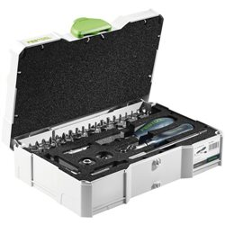 "Festool Set de carraca 1/4""-CE RA-Set 36 Herramientas FESTOOL"