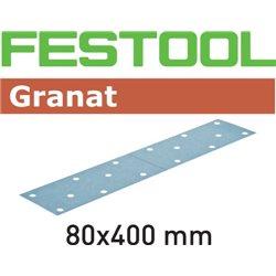 Festool Hoja de lijar STF 80x400 P240 GR/50 Herramientas FESTOOL