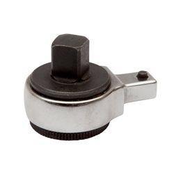 Cabeza de carraca intercambiable de repuesto reversible redonda 9R-1/4 Herramientas BAHCO