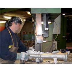 SC Metal Duro Fundicion 27-0.9mm Dentado-Ts-4 3869-27-0.9-TS-4 Herramientas BAHCO